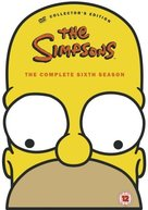 """""""The Simpsons"""" - British DVD cover (xs thumbnail)"""