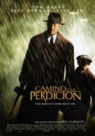 Road to Perdition - Spanish Movie Poster (xs thumbnail)