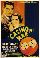 Gambling Ship - Spanish Movie Poster (xs thumbnail)