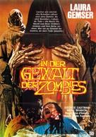 Le notti erotiche dei morti viventi - German Movie Poster (xs thumbnail)