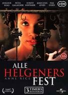 Feast of All Saints - Danish DVD movie cover (xs thumbnail)
