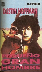 Little Big Man - Argentinian VHS movie cover (xs thumbnail)
