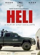 Heli - British Movie Poster (xs thumbnail)