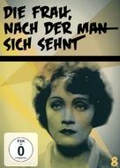 Die Frau, nach der man sich sehnt - German Movie Cover (xs thumbnail)