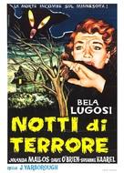 The Devil Bat - Italian Movie Poster (xs thumbnail)