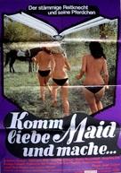 Komm, liebe Maid und mache - German Movie Poster (xs thumbnail)