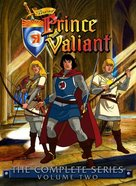 """""""""""The Legend of Prince Valiant"""""""" - DVD movie cover (xs thumbnail)"""