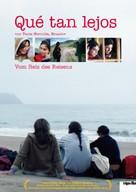 Què tan lejos - Swiss Movie Poster (xs thumbnail)