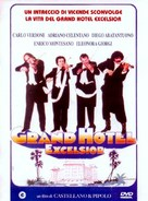 Grand Hotel Excelsior - Italian DVD movie cover (xs thumbnail)