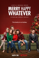 """""""Merry Happy Whatever"""" - Movie Poster (xs thumbnail)"""