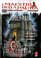 7, Hyden Park: la casa maledetta - Italian DVD cover (xs thumbnail)