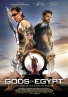 Gods of Egypt - Dutch Movie Poster (xs thumbnail)