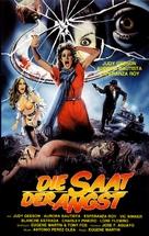 Una vela para el diablo - German VHS cover (xs thumbnail)