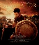 Gladiator - German Blu-Ray movie cover (xs thumbnail)