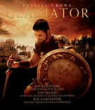 Gladiator - German Blu-Ray movie cover (xs thumbnail)