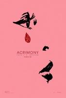 Acrimony - Advance movie poster (xs thumbnail)