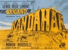 The Brigand of Kandahar - British Movie Poster (xs thumbnail)