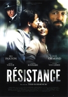 Resistance - French Movie Cover (xs thumbnail)
