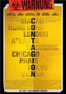 Contagion - Austrian Movie Poster (xs thumbnail)