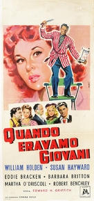 Young and Willing - Italian Movie Poster (xs thumbnail)