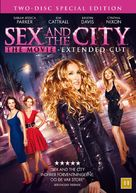 Sex and the City - Danish Movie Cover (xs thumbnail)