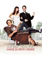 I Love You, Man - Slovak Movie Poster (xs thumbnail)