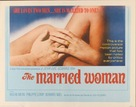 Une femme mariée: Suite de fragments d'un film tourné en 1964 - Movie Poster (xs thumbnail)