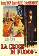 The Fugitive - Italian Movie Poster (xs thumbnail)