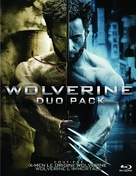 The Wolverine - Mexican Blu-Ray cover (xs thumbnail)