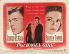 That Hagen Girl - Movie Poster (xs thumbnail)