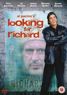 Looking for Richard - British Movie Cover (xs thumbnail)