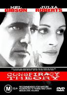 Conspiracy Theory - Australian DVD movie cover (xs thumbnail)