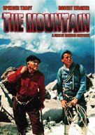 The Mountain - DVD cover (xs thumbnail)