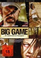 Big Game - German DVD cover (xs thumbnail)