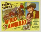 In Old Amarillo - Movie Poster (xs thumbnail)