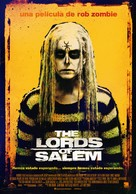 The Lords of Salem - Spanish Movie Poster (xs thumbnail)