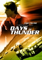 Days of Thunder - DVD cover (xs thumbnail)