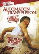 Automaton Transfusion - DVD cover (xs thumbnail)