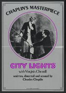 City Lights - Re-release poster (xs thumbnail)