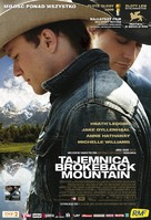 Brokeback Mountain - Polish Movie Poster (xs thumbnail)