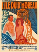 Island of Lost Souls - French Movie Poster (xs thumbnail)