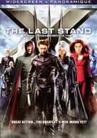 X-Men: The Last Stand - Canadian DVD cover (xs thumbnail)