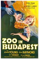 Zoo in Budapest - Movie Poster (xs thumbnail)