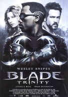 Blade: Trinity - Spanish Theatrical movie poster (xs thumbnail)