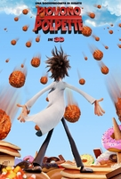 Cloudy with a Chance of Meatballs - Italian poster (xs thumbnail)