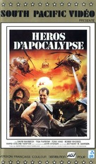 L'ultimo cacciatore - French VHS cover (xs thumbnail)