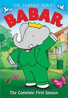 """Babar"" - DVD cover (xs thumbnail)"