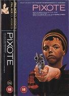 Pixote: A Lei do Mais Fraco - British Movie Cover (xs thumbnail)
