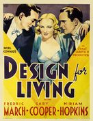 Design for Living - Movie Poster (xs thumbnail)
