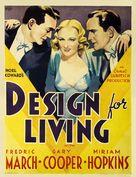 Design for Living - Movie Poster (xs thumbnail)
